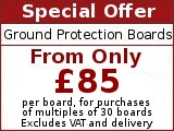 Ground Board offer